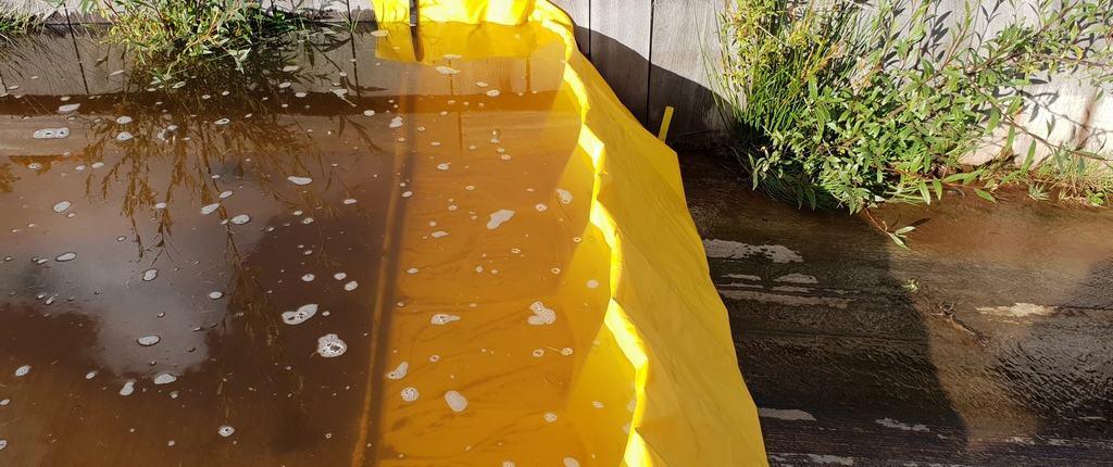 Tijdelijke waterkering privaat 3
