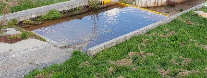 Tijdelijke waterkering privaat 1