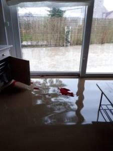 Wateroverlast in huis